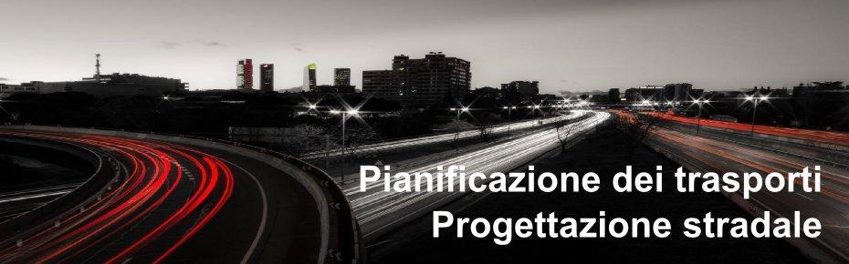 Pianificazione dei trasporti e progettazione stradale