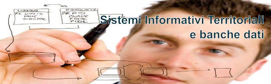Banche dati e sistemi informativi territoriali - Database, GIS e webGIS